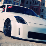 StanceWorks Lays Out the 350Z & G35