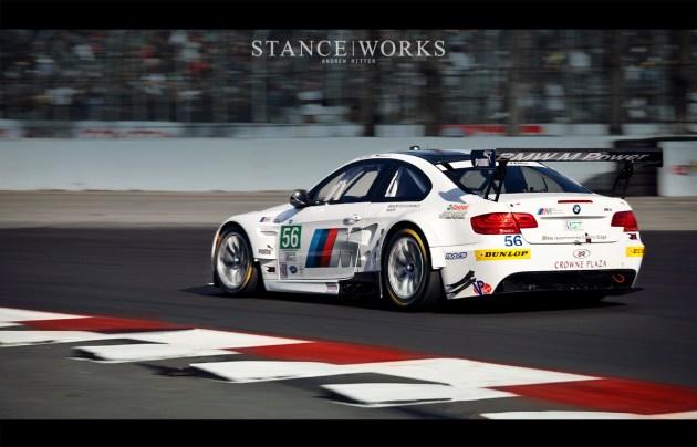 BMW ALMS M-Power