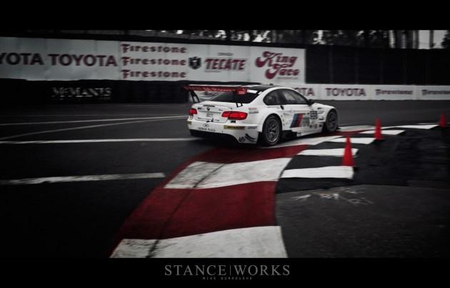 Long Beach Grand Prix ALMS BMW