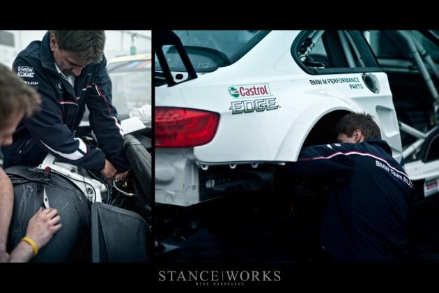 BMW ALMS Team Rll