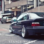 An Afternoon in London: Shooting Sergio's BMW E36 M3