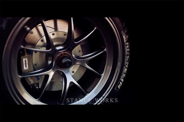 BBS Motorsport Michelin Tires ALMS