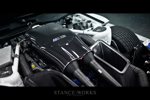 BMW Z4 GTE V8