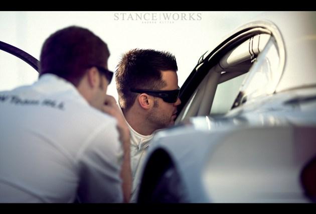 Dirk Muller ALMS BMW z4 GTE