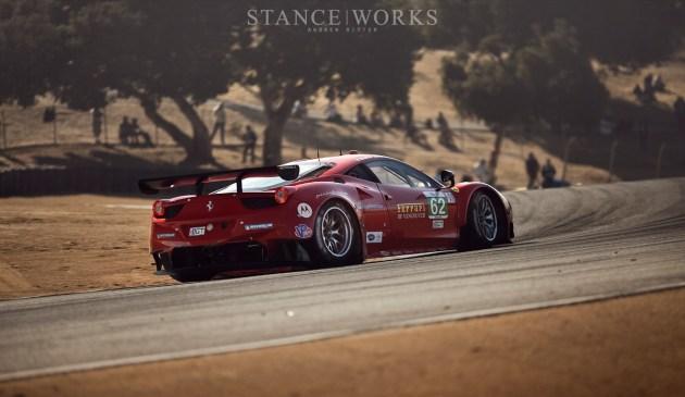 ALMS Ferrari Risi Competizione