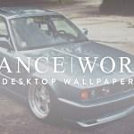 StanceWorks Wallpaper - Jonathan Braswell's E34