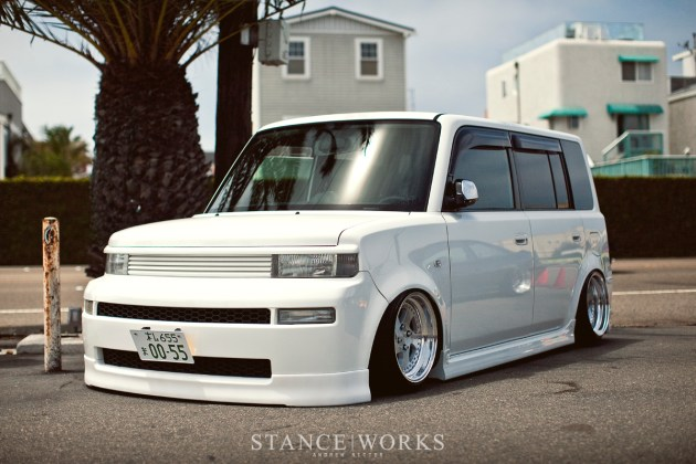 played out scion rotiform tmb
