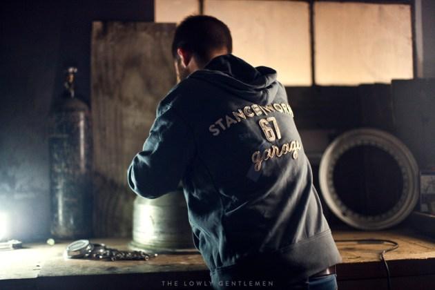 stance works hoodie hoody sweatshirt