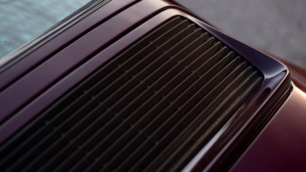 Porsche 964 spoiler