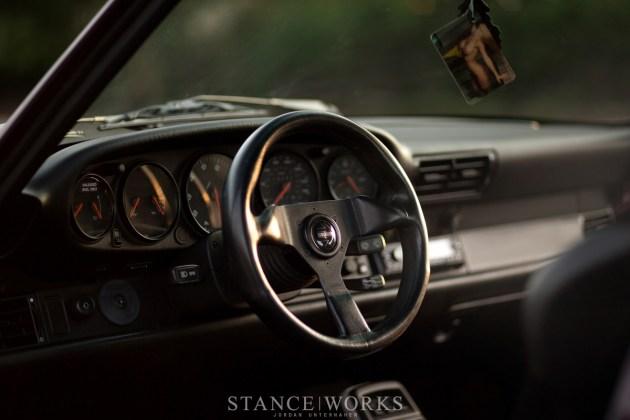 Porsche 964 momo steering wheel 911