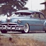 Flashback Friday - Adam Woodhams's 1951 Pontiac Chieftain Deluxe 2-Door Sedan