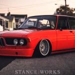 A New Direction - Brian Hoehne's Inka Orange Bagged BMW Bavaria