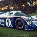 Catching a Glimpse - Tidbits of the Porsche 962
