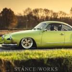 Back On Course - Nicolas Wlostowski's 1973 Volkswagen Karmann Ghia
