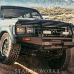 Tackling Cleghorn - The ARB-Equipped StanceWorks FJ62s Take To The San Bernardino Mountains