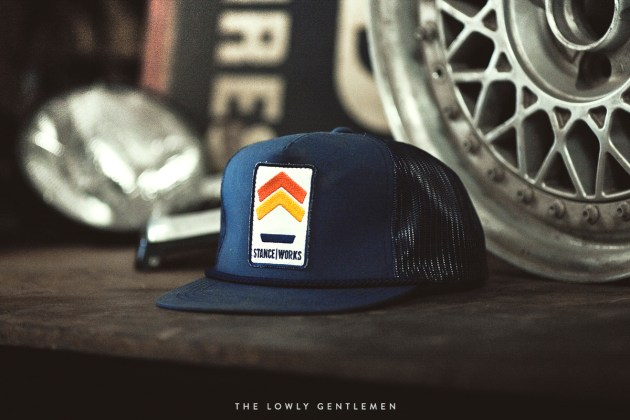 stanceworks mesh trucker hat