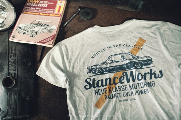 stanceworks bmw 2002 1602 shirt