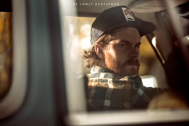 mike burroughs stanceworks trucker hat mesh