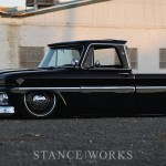 Aesthetics - The Iconic Beauty of Dave Cantrell's 1966 C10 GMC Shortbed Fleetside - Captured by Keith Ross