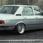A Man of Many Styles - Ron Perry's Air Lift Performance-Equipped 1980 BMW E12 535i