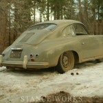 Praemio - Matt Hummel : Finding Yourself in a Porsche 356