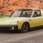 Like Grandfather, Like Father, Like Son - Connor Schenk's 1973 Porsche 914 2.0