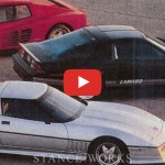 A Gathering of Eagles - Finding the Fastest Street Car in America - 1987