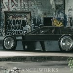 From Time Travel to Time Attack - A DeLorean DMC-12 as Envisioned by Ash Thorp
