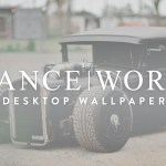 StanceWorks Desktop Wallpaper - The SW Model A - Blacked Out