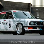 "Flashback Friday - The StanceWorks ""Parts Car"" E28 Group A Tribute - by Keith Ross"