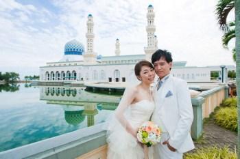 非常台北婚紗集團-馬來西亞沙巴婚紗拍攝之旅