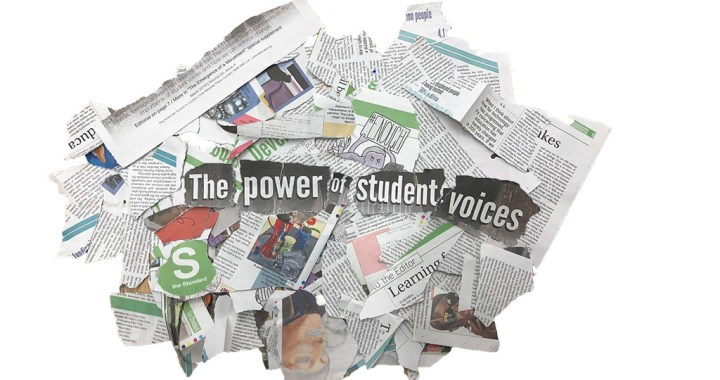 The power of student voices