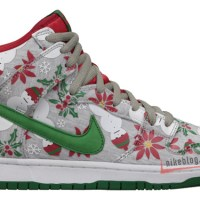 """Nike SB Dunk High """"Ugly Christmas Sweater"""" New Release Date"""