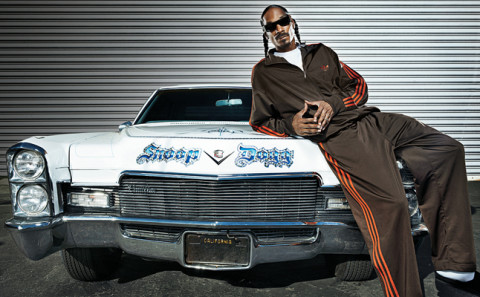 SNOOP DOGG  1968 CADILLAC COUPE DE VILLE