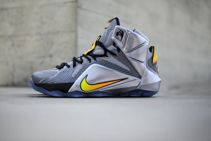 "Nike LeBron 12 ""Flight"" Drops May 1st"