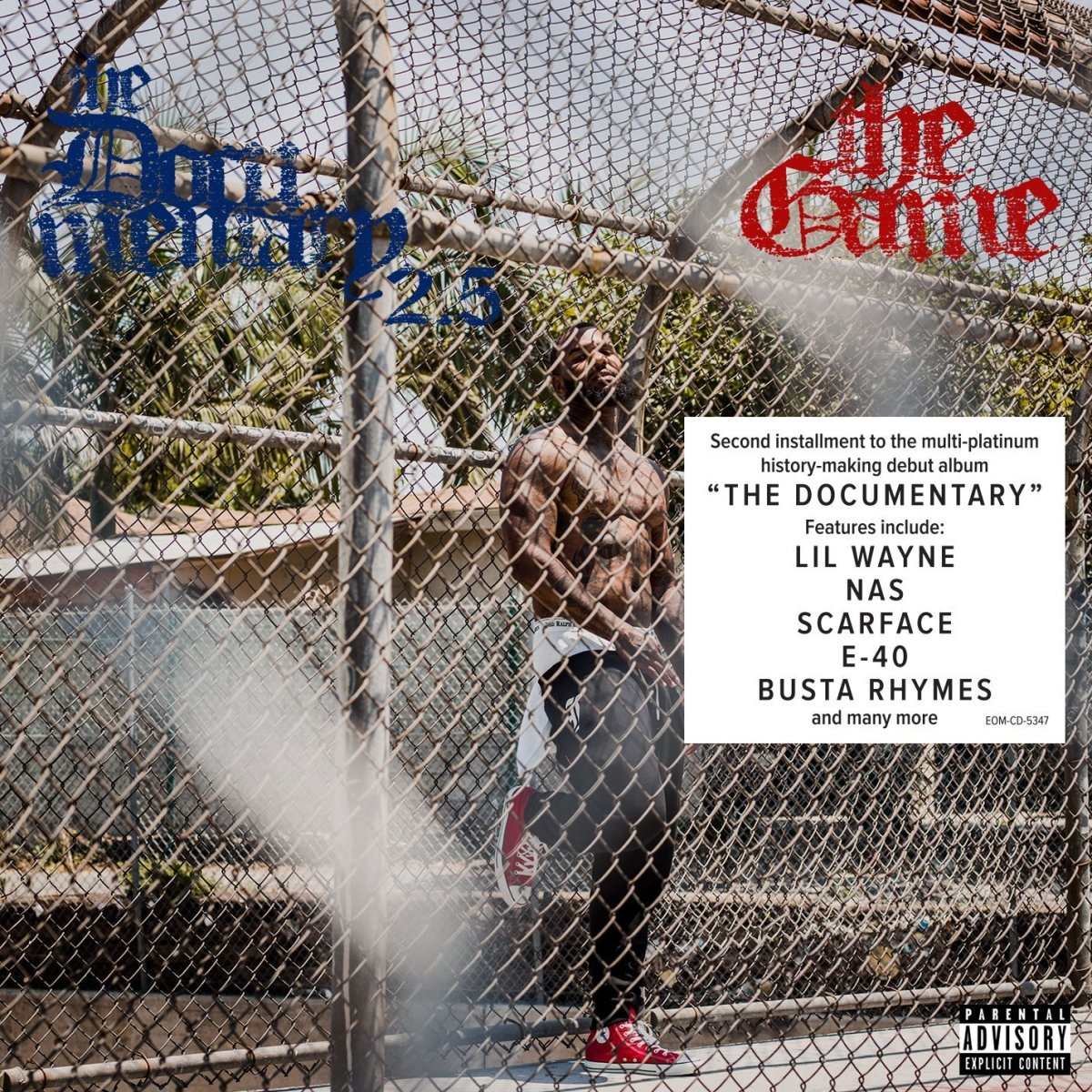 "FREE DOWNLOAD: THE GAME ""The Documentary 2.5"" (FULL ALBUM)"