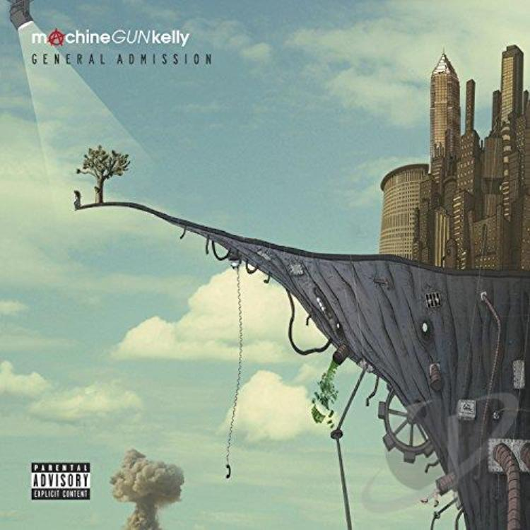 "FREE DOWNLOAD:  Machine Gun Kelly ""General Admission"" (FULL ALBUM)"