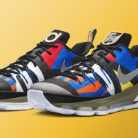 """The Nike KD 8 """"All-Star"""" Inspired by Flags Throughout Toronto"""