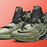"""Nike LeBron 13 """"All-Star"""" Inspired by Neutral Tones of Toronto's Winter"""