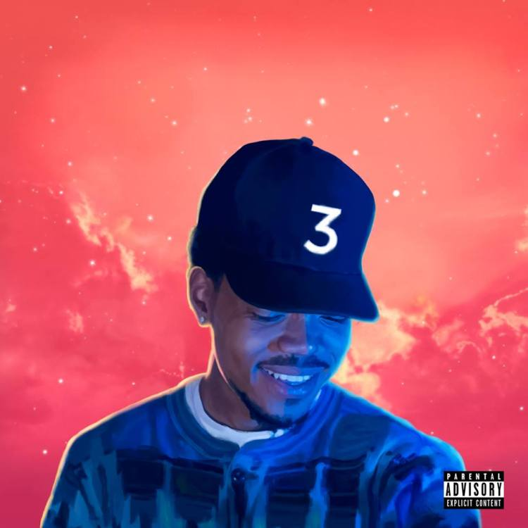 Chance The Rapper - Chance 3 Artwork