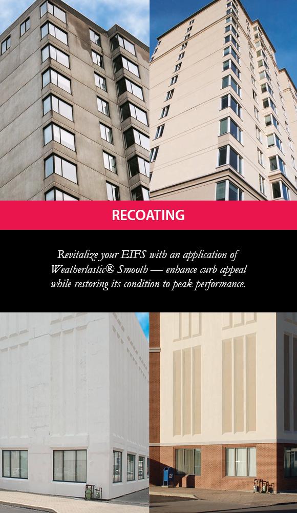 TABS-RECOATING