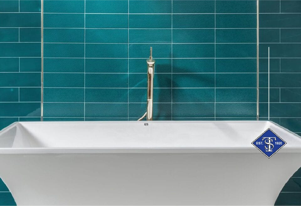 100 years of tile 1960s tile trends