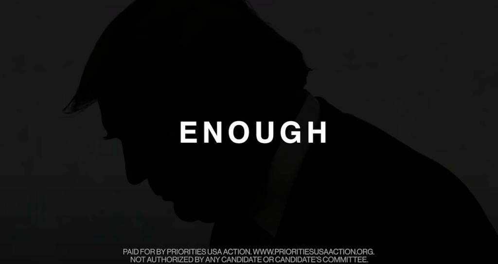 Priorities USA: Enough