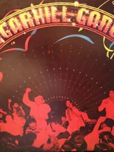 Sugarhill Gang LP Cover