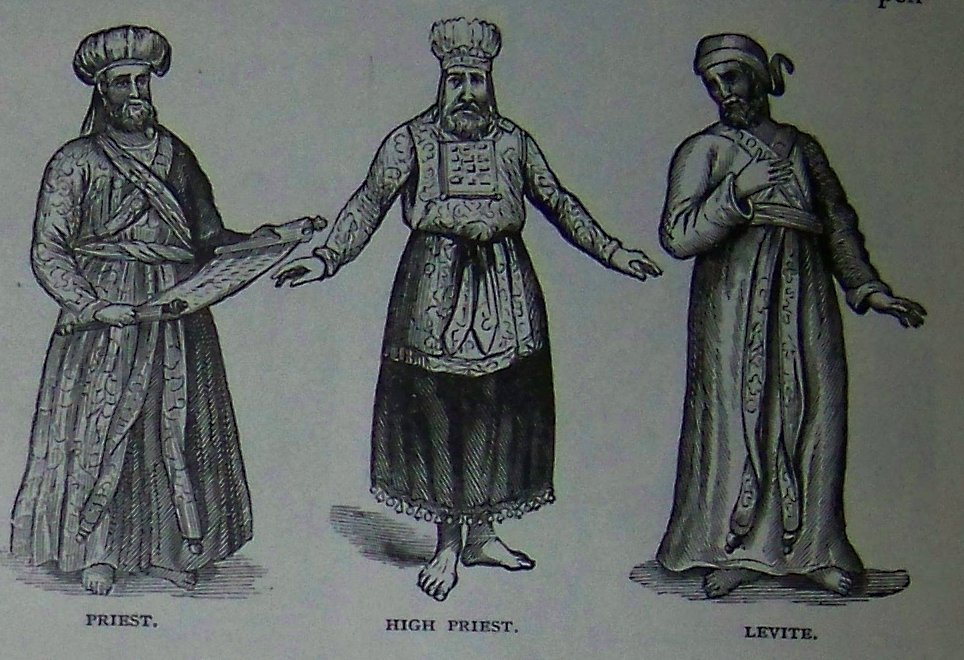 Illustration from the 1890 Holman Bible