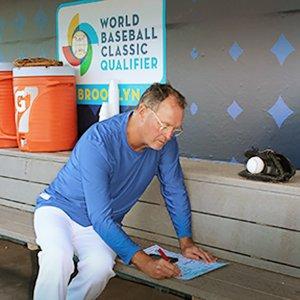 Ex-big-leaguer Jerry Narron filling out Israel Baseball lineup