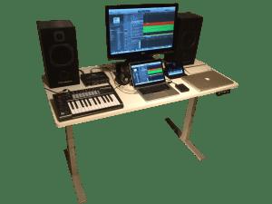 Standing Desk for Musicians
