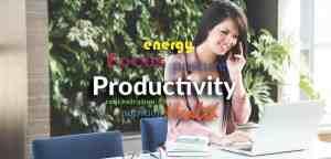 Produtivity Hacks - Part one