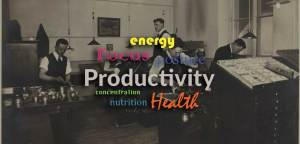 productivity hacks part two - workplace wellbeing