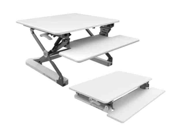 Yo-Yo Sit Stand Desk Workstation Standing Desk 90